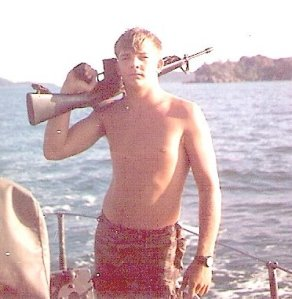 Uncle Mike Maddox, Vietnam